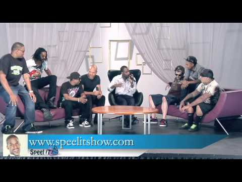 """Lil Zane on the SPEEL iT SHOW -  Episode 2, Part One """"Reality of Music"""""""