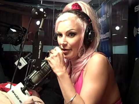 "Porn Star Brittany Andrews At The ""DJ WHOO KID Show"" - SHADE 45"