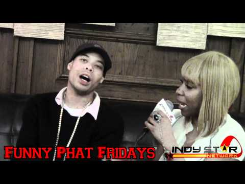 Funny Phat Fridays: comedian Hot Sauce Interview