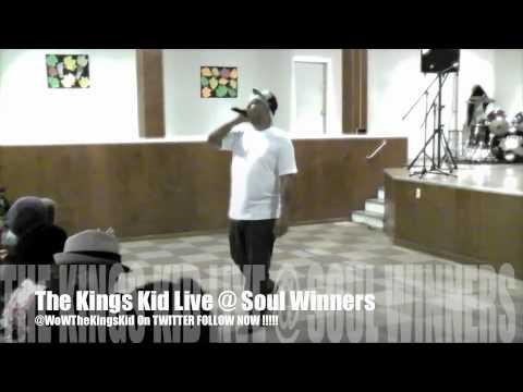 Nucci Reyo The Kings Kid @ Soul Winners in Easton PA 2011