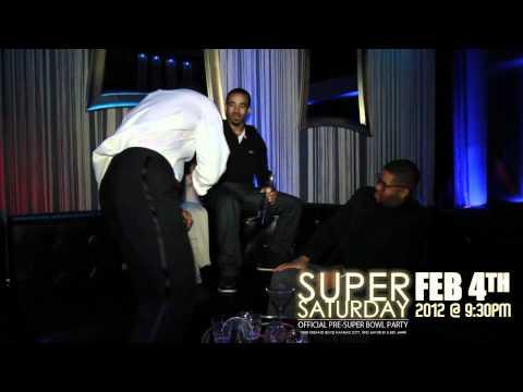Super Saturday - Pre Super Bowl Party at Luna - Feb. 4th