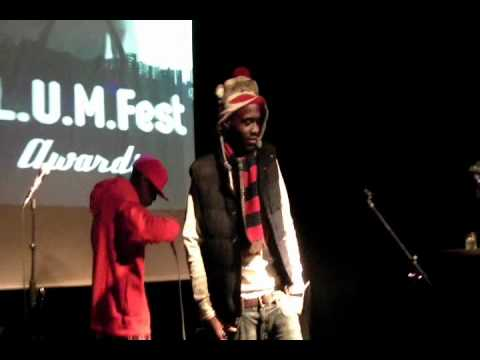 KD ASSASSIN ft. MC 923- WALK IT LIKE I TALK IT-SLUMFEST AWARDS 2012.wmv