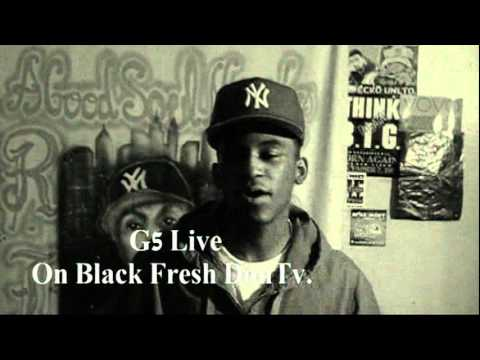 BLACK FRESH DON TV. LIVE FREESTYLE'S WIT MIKE M.O.E.T 3RD WARD ENT & G5 BOSSBRED BOSSES