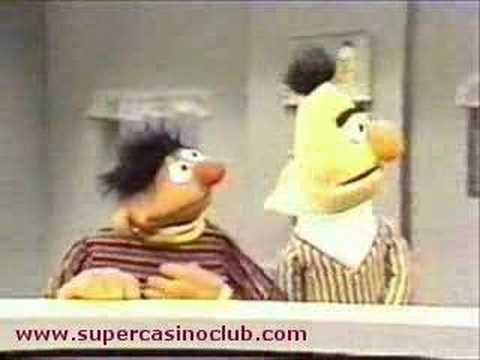 Sesame Street - Casino - DeNiro and Pesci
