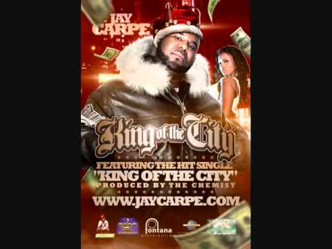 KING OF THE CITY-new music by JAY CARPE