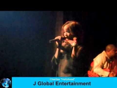 """Cherlise Performs """"Hollyhood"""".wmv"""