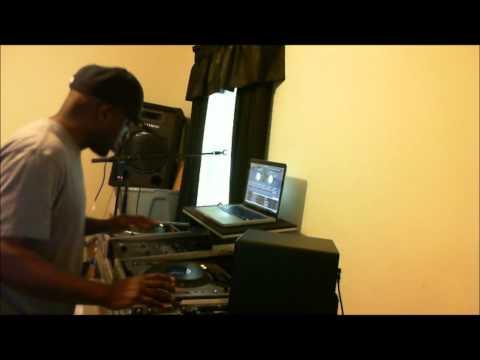 DJ DELLMATIC CREATES A HOT BLEND!!