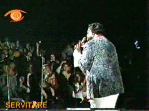 BARRY WHITE EN CHILE -w/EMMETT NORTH JR ON GUITAR Can't get enough of your love babe