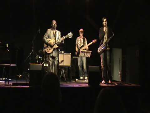 Emmett North Jr.live at the Katalin Club in Uppsala,Sweden 20906'