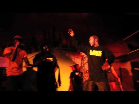 SG + Blacknight promo vid