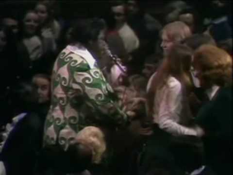 Barry White At The Royal Albert Hall 1975 -w/Emmett North Jr on Guitar' Part 7 - I've Found Someone