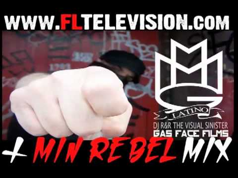 DJ R&R THE VISUAL SINISTER #10 MIN. REBEL ALLIANCE