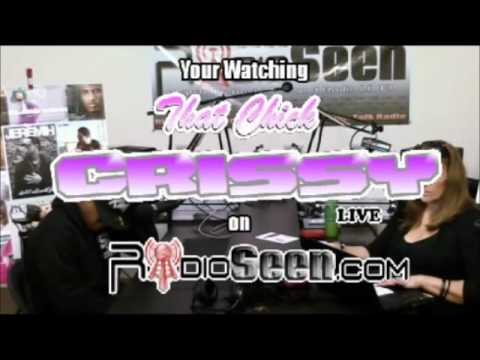 Red Cafe EXCLUSIVE on That Chick Crissy LIVE - Mobile View