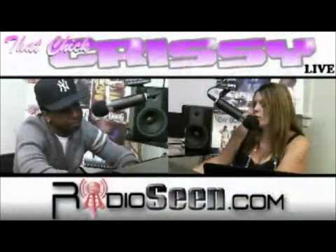 Antwon Bailey interview with That Chick Crissy - RadioSEEN