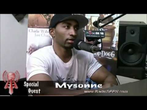 Mysonne interview on That Chick Crissy LIVE - RadioSEEN
