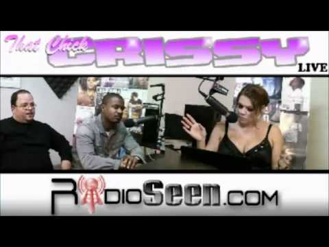 Mills Miller interview on with That Chick Crissy - RadioSEEN