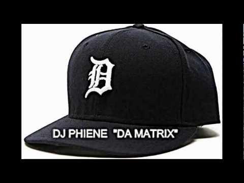DJ PHIENE DA MATRIX 2012