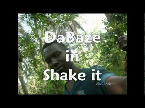 Dabaze: Shake it Featuring CQ, Eknock and Deebee Collabo