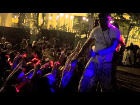 Mil Tickit, JoJizzle, J.Aims, Travis Porter, Cali Kid Live At Club Connect In ATL (7/19/12)