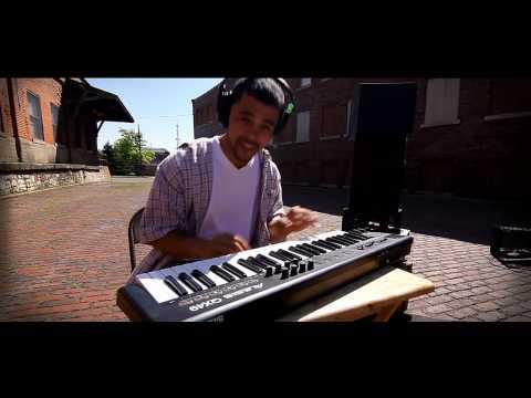 Sense L - Grind Muzik - Behind The Scenes