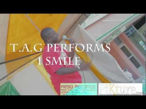 Midwest's Finest: T.A.G. performs I Smile @ The Round Barn Festival in Rochester