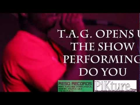 Midwest's Finest: T.A.G Opens the Show @ Yung K.O.R.I's Album Release Party