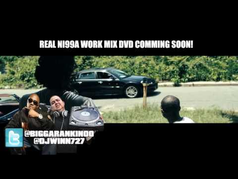 BIGGA RANKIN DJ WINN REAL NI99A WORK DVD PROMO