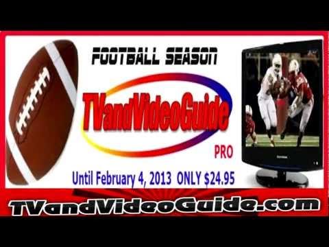 NFL FOOTBALL | Watch LIVE TV ONLINE