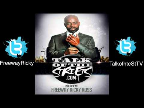 TalkoftheStreets.com Interviews Freeway Ricky Ross