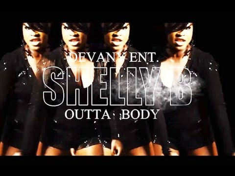 "Shelly B aka Hollywood Shellz - ""OUTTA BODY"" Official Music Video"