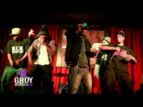 GBOY MostRequested Opens Up For DJ Green Latern