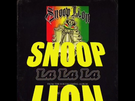 SNOOP LION(LIGHTERS UP)REMIX FT IKE TURNER JR-MAVADO