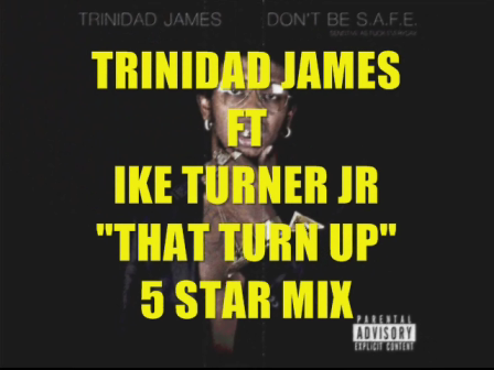 TRINIDAD JAMES FT IKE TURNER JR(THAT TURN UP)5 STAR REMIX