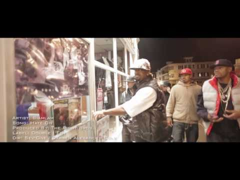"SIAHLAW ""HATE ON"" HD produced by The Right Bros."