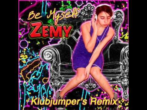 """Zemy """"Be Myself"""" Remixed by The Klubjumpers (Promo Sample Clip)"""