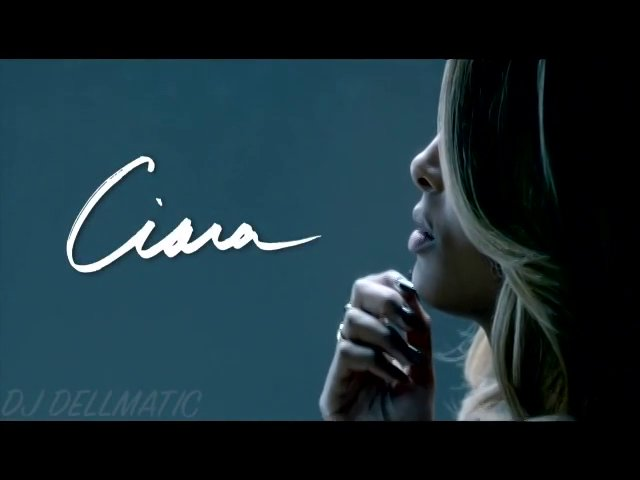 CIARA - BODY PARTY (DJ DELLMATIC VIDEO BLEND)
