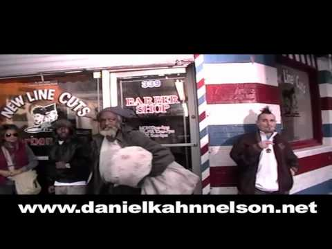 "Daniel Kahn Nelson:  Doc Wily Video Shoot - ""Fresh out the Box"""