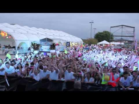 1 MINUTE TIL DUSK AMAZE LIVE @ DAYGLOW (Festival Pier, Pa)
