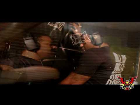 TheGodDR Ft Jim Jones - Beat Street Behind The Scenes Studio Session