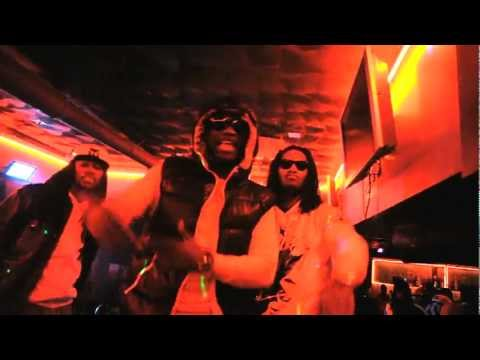 6FO & E-9 feat Waka Flocka Flame - M.O.N.E.Y (OFFICIAL VIDEO)