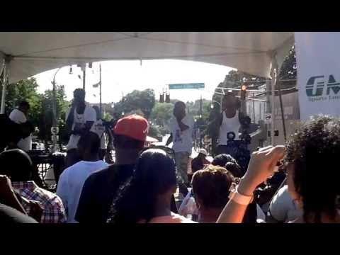 DFGMUSIC Performance Video 94.5 ATL. Superfest 2013