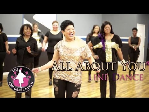 All About You Line Dance-TLDQ and TRC