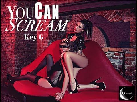 "KeyG ""YouCanScream""Goth Version"
