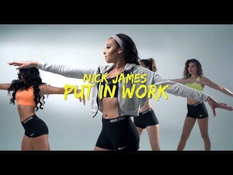 "Video: Nick Jame$ - ""Put In Work"""