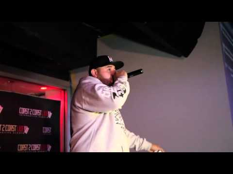 Jitsu Gaiden Performs at Coast 2 Coast LIVE | ATL Edition 1/26/15 - 3rd Place