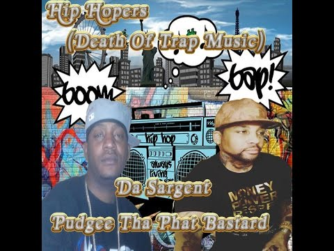 Da Sargent - Hip Hopers Ft Pudgee Tha Phat Bastard