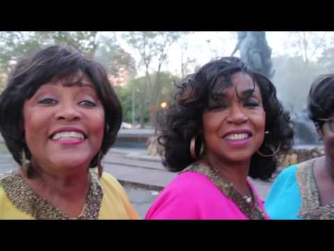 "The Great Divas of Gospel - ""Run , Hillary , Run "" @peachena"