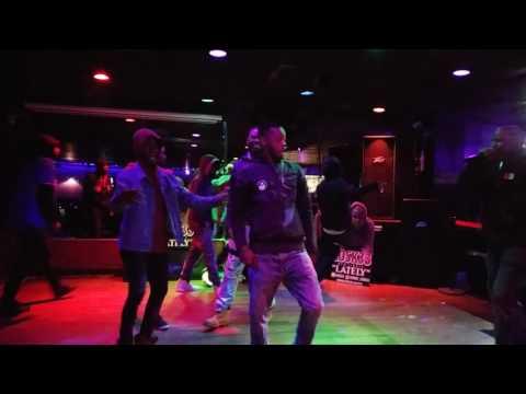 #TeamJaddy Live Performance @ Charm'd Lounge