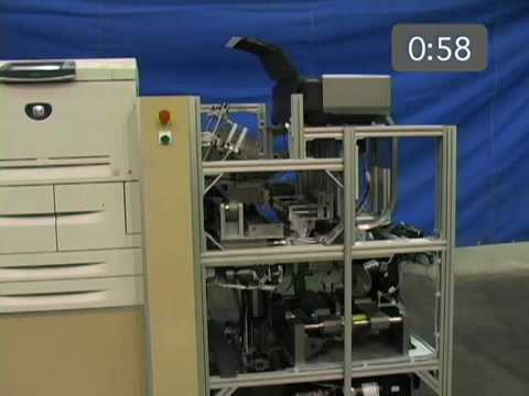 Espresso Book Machine: il print-on-demand entra i biblioteca