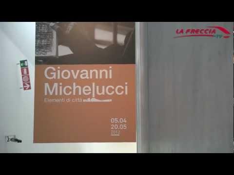 """Mostra """"Elementi di città"""" di Giovanni Michelucci al MAXXI"""
